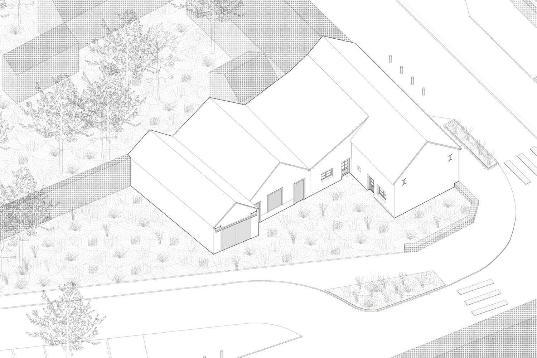 La maison dédoublée - Forall Studio