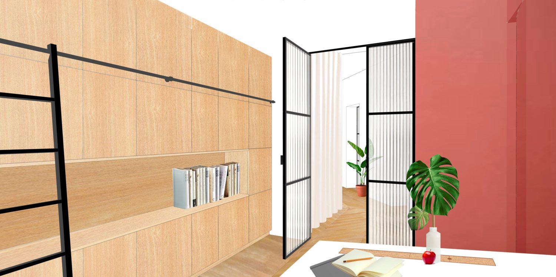 Quatre plateaux - Forall Studio