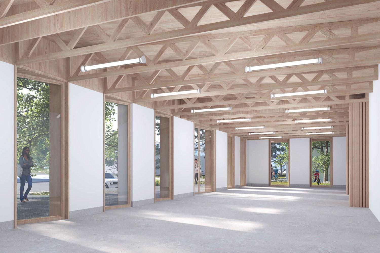 La halle des Bernardines - Forall Studio