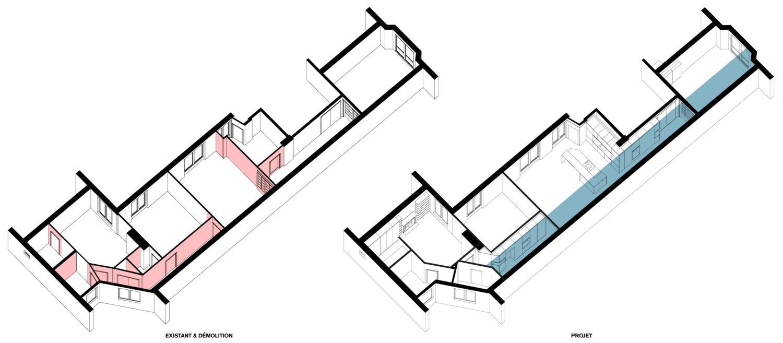 Le couloir infini - Forall Studio