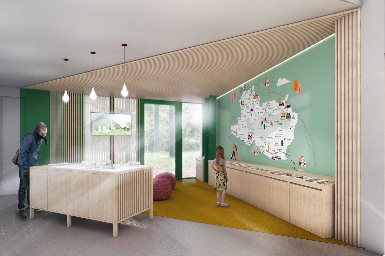 La Maison du Parc - Forall Studio