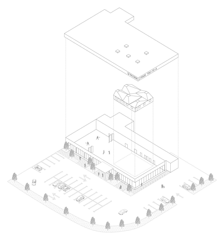 La maison pour tou.te.s - Forall Studio